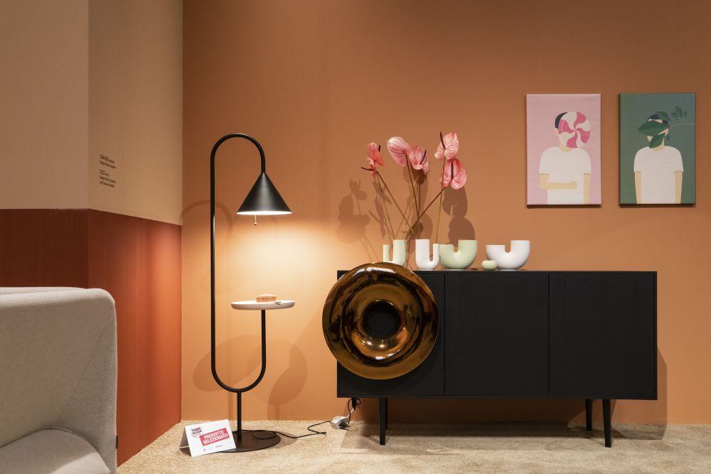 Ozz miniform floor lighting - Lighting Fixtures that Will Add a Bid Dose of Drama to Your Room