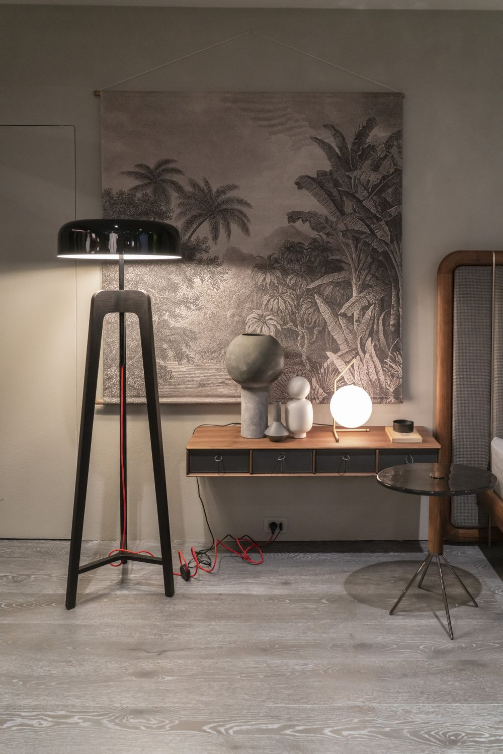 Porada pielo floor lamp - Lighting Fixtures that Will Add a Bid Dose of Drama to Your Room
