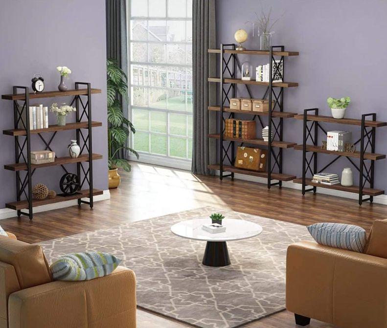 Repurpose a bookcase