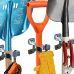 Shovel Holder Wall Mount - 10 Pack