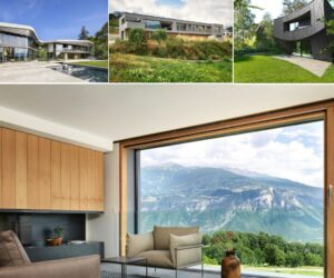 10 Modern Houses in Switzerland With Simple Designs and Gorgeous Views