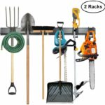 Tool Storage Rack, 8 Piece Garage Organizer