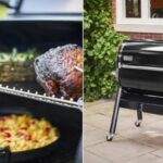 Weber SmokeFire EX6 Wi-Fi Enabled 36-Inch Wood Fired Pellet Grill