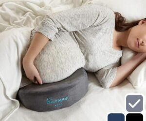 The Best Pregnancy Pillow to Help You Sleep More Comfortably