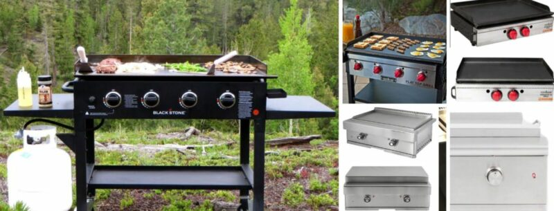 10 Best Outdoor Gas Griddles for All Year Around