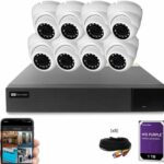 Best Vision 16CH 4-in-1 HD DVR CCTV Security Camera System