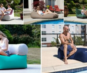10 Useful and Comfy Outdoor Bean Bag Chairs