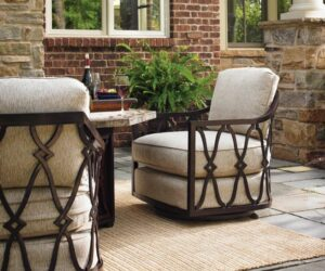 Make Your Patio as Comfortable as Your Living Room With Outdoor Club Chairs
