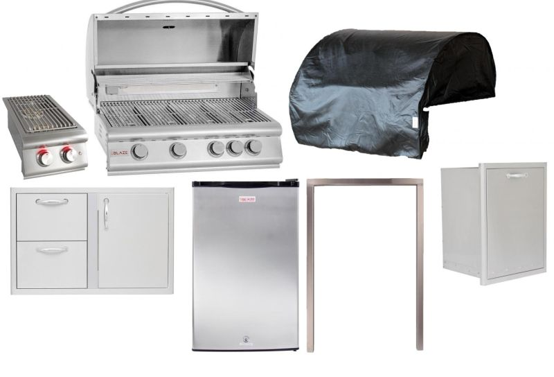 5 Best Outdoor Kitchen Kit To Choose Nowadays