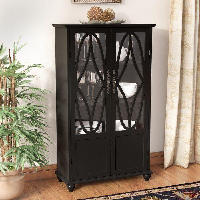 Curio or Display Cabinet