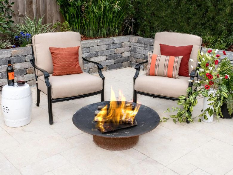 Patio Sets With Fire Pits, Outdoor Fire Pit Furniture
