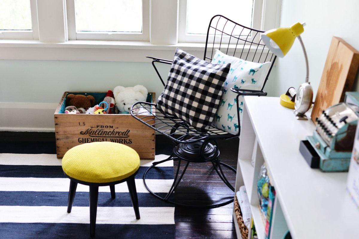 comfortable little stool
