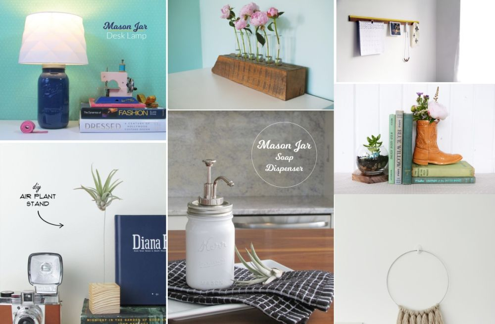 Fun And Simple DIY Crafts To Try In Your Spare Time