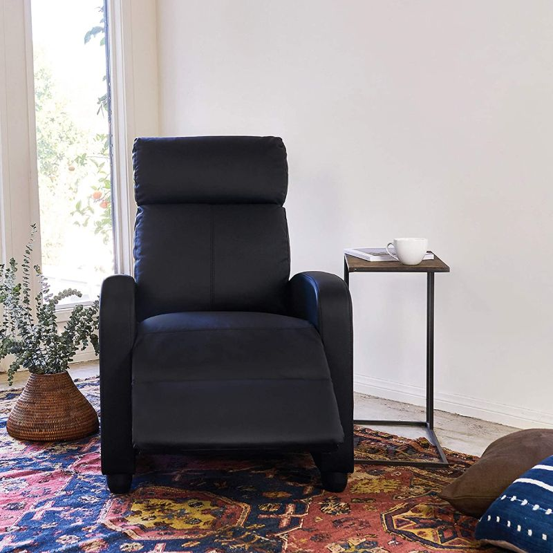 Home Theater FDW Wingback Recliner