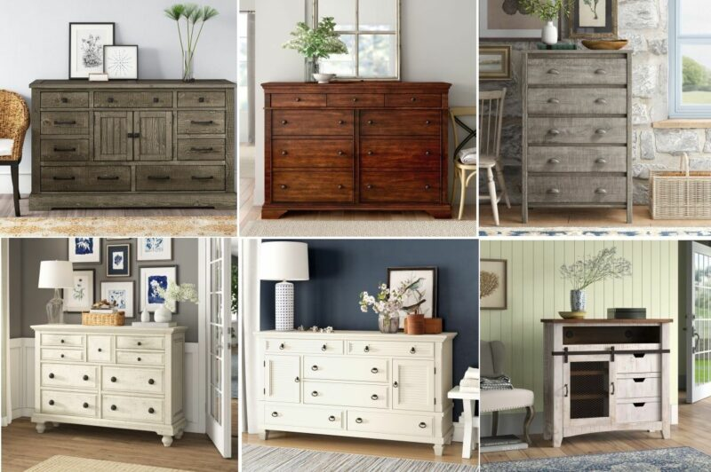 15 Gorgeous Rustic Dressers Worthy Of Your Master Bedroom