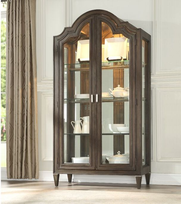 A Curio Or Display Cabinet Is Perfect, Tall Curio Cabinet