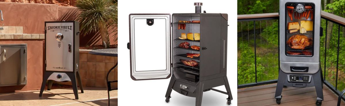 Best BBQ Smokers - Reviews and Buying Guide