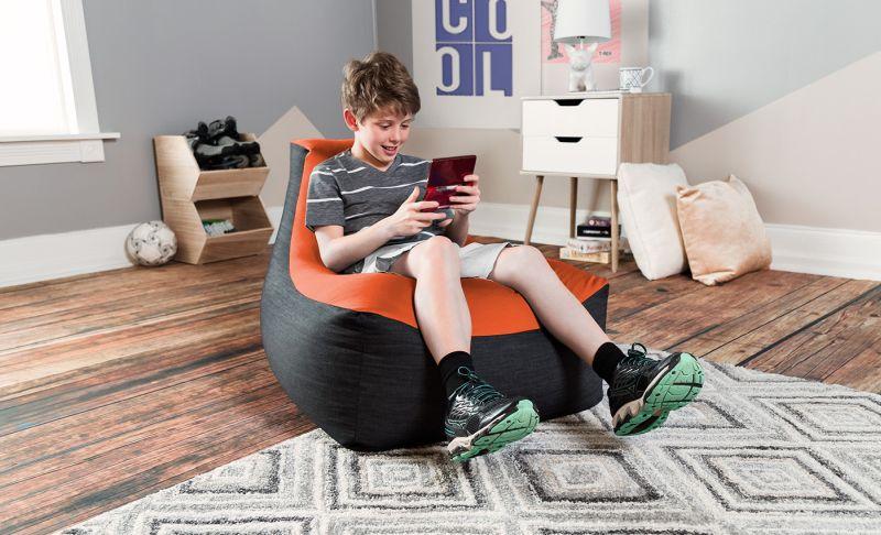 Kid's Strato Gamer Bean Bag Chair