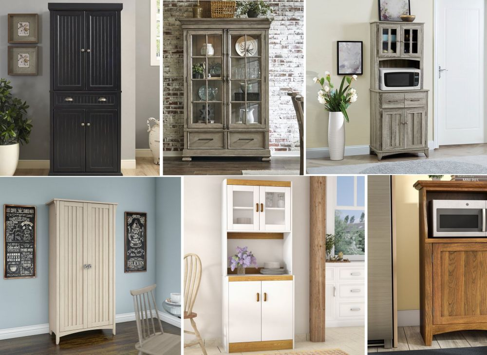 kitchen hutch has become increasingly popular