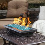 Lakeview Outdoor Designs Lavelle 24-Inch Table-Top Propane Fire Pit