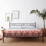 Mellow Allston Metal Platform Bed