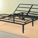 Metal Adjustable Bed Frame with Head and Foot Incline