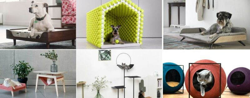 Modern Pet Furniture For Discerning Dogs, Cats And Their Owners