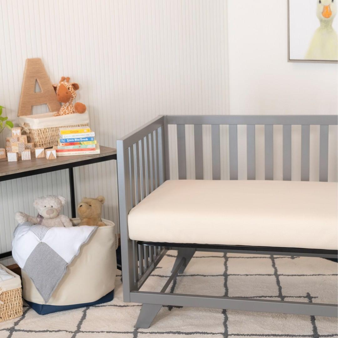 naturepedic crib mattress