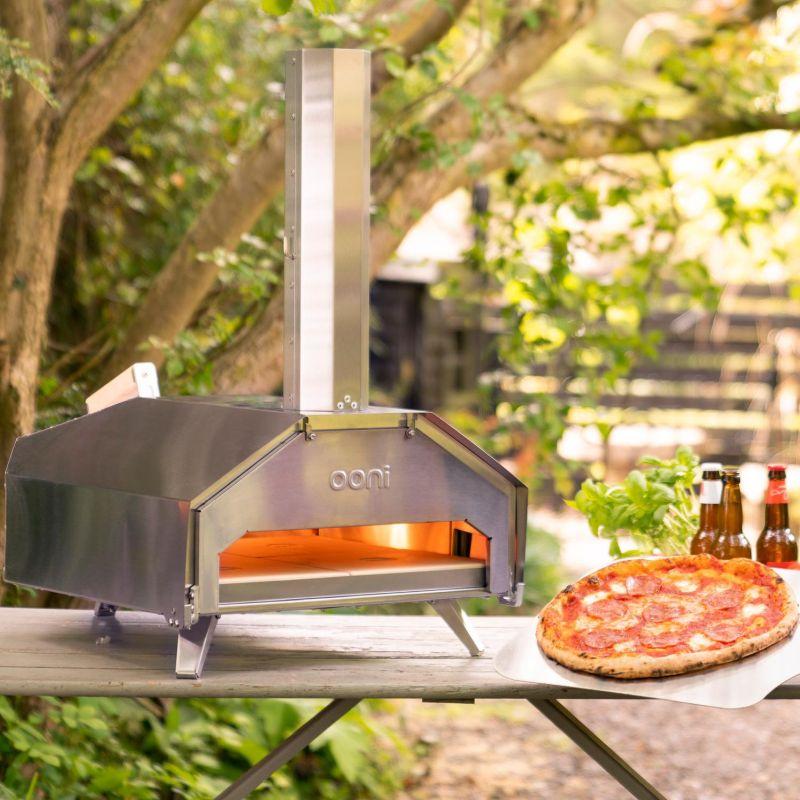 Ooni Karu 12 Multi-Fuel Pizza Oven