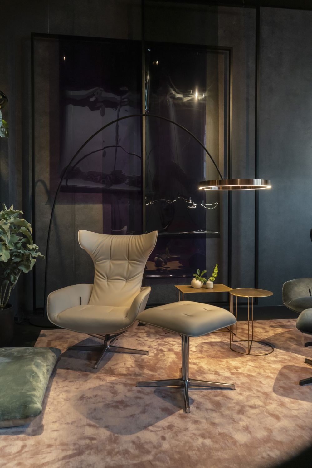Add Light and Style With a Floor Lamp