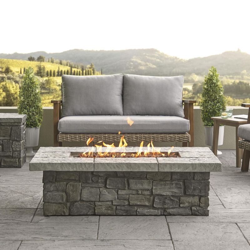 Keep The Fun Going After Dark With An Outdoor Gas Fire Pit