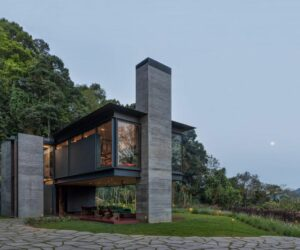 A Tropical Retreat In Rio Built Of Steel And Glass