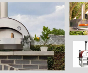 Make Your Own Authentic Italian Pies in An Outdoor Wood-Fired Pizza Oven