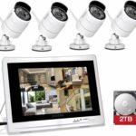 YESKAMO Wireless Security Camera System