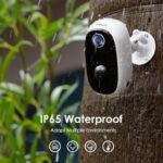 ieGeek Wireless Outdoor Security Camera