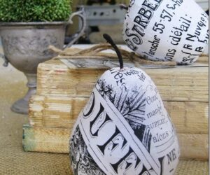 12 Beautiful DIY Paper Mache Projects For Beginners