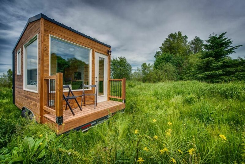 The Acorn – A Tiny Trailer Home With A Stylish Design And A Taste For Adventure