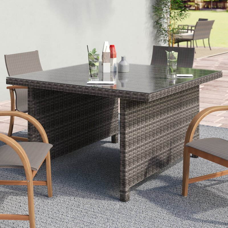 Spend More Time Outdoors With These Patio Dining Tables