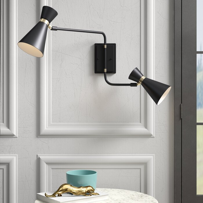 Swing Arm Wall Lamp Add Both Style And Functionality To Your Decor
