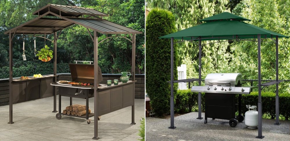 BBQ Shelters