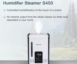 A More Breathable Atmosphere with Our Recommended Steam Humidifiers