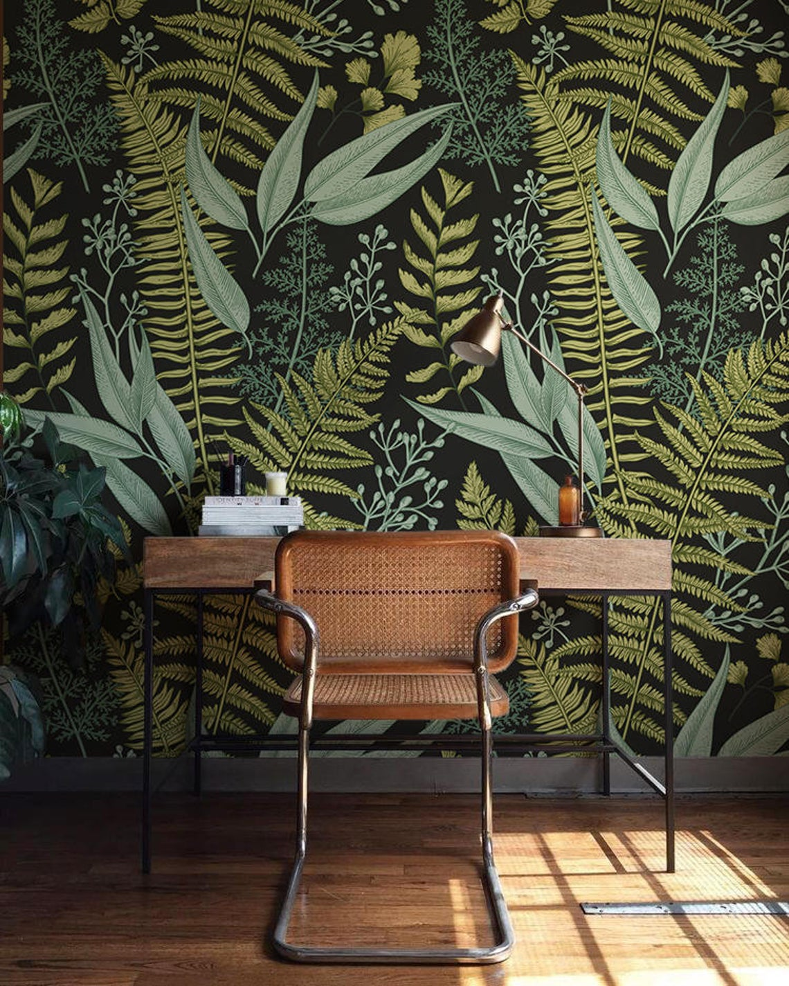 Nature Inspired Wallpaper Designs That Bring Color And Beauty Into Our Homes