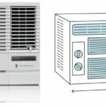Friedrich Chill 12,000 BTU Energy Star Window Air Conditioner with Heater