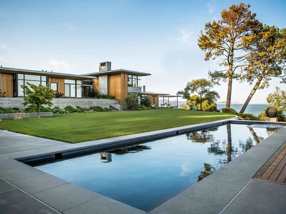 Stunning Bayside California Home is the Epitome of Energy Efficiency