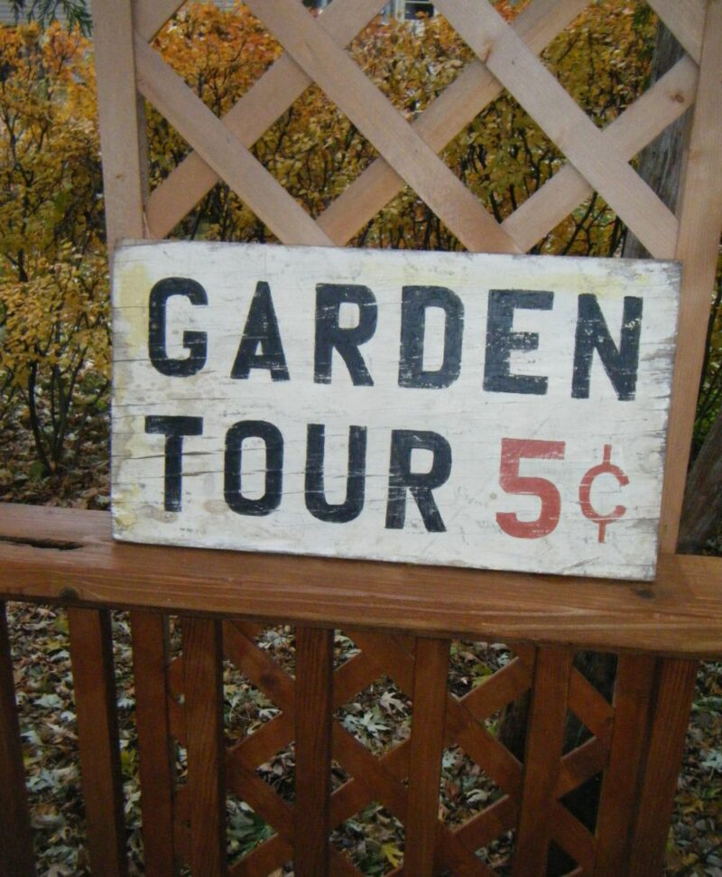 Cute Garden Sign Ideas That You Can Craft From Scratch And Customize