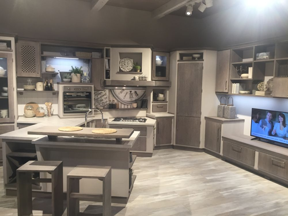 Design a Multi-Station Kitchen