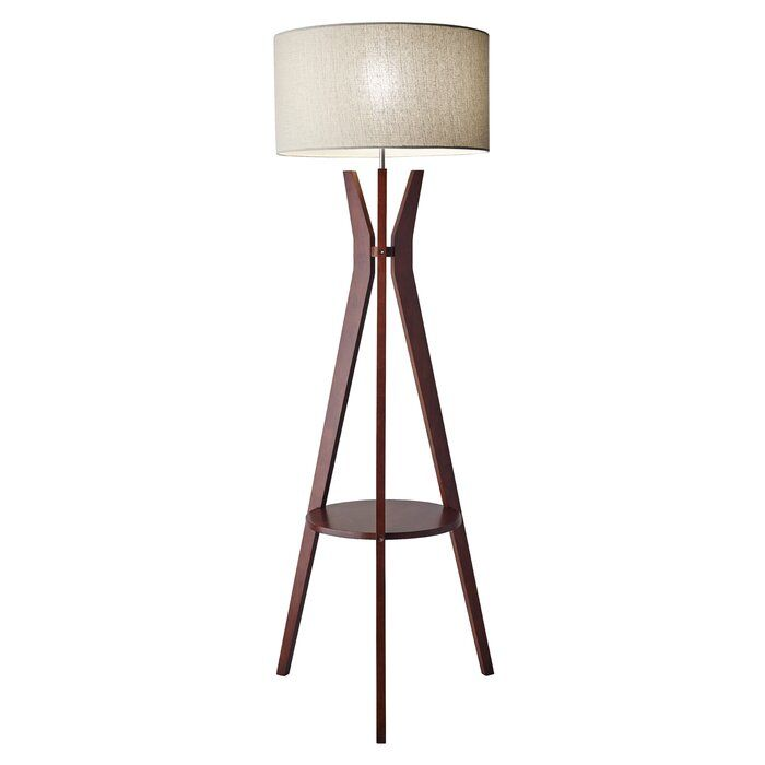 "Haywards 59.5"" Tripod Floor Lamp"