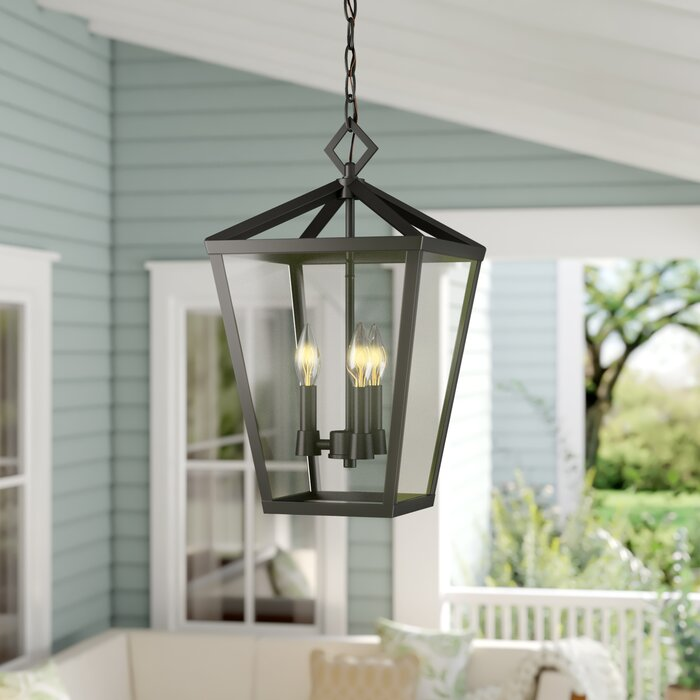 15 Outdoor Pendant Light Fixtures Can Pair With Any Style