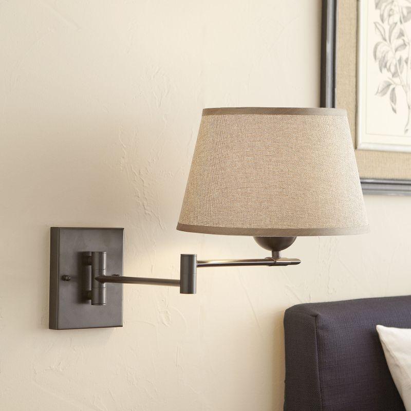 Jefferson Swing 1-Light Arm Lamp
