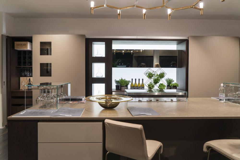 Make the Kitchen an Entertaining Hub